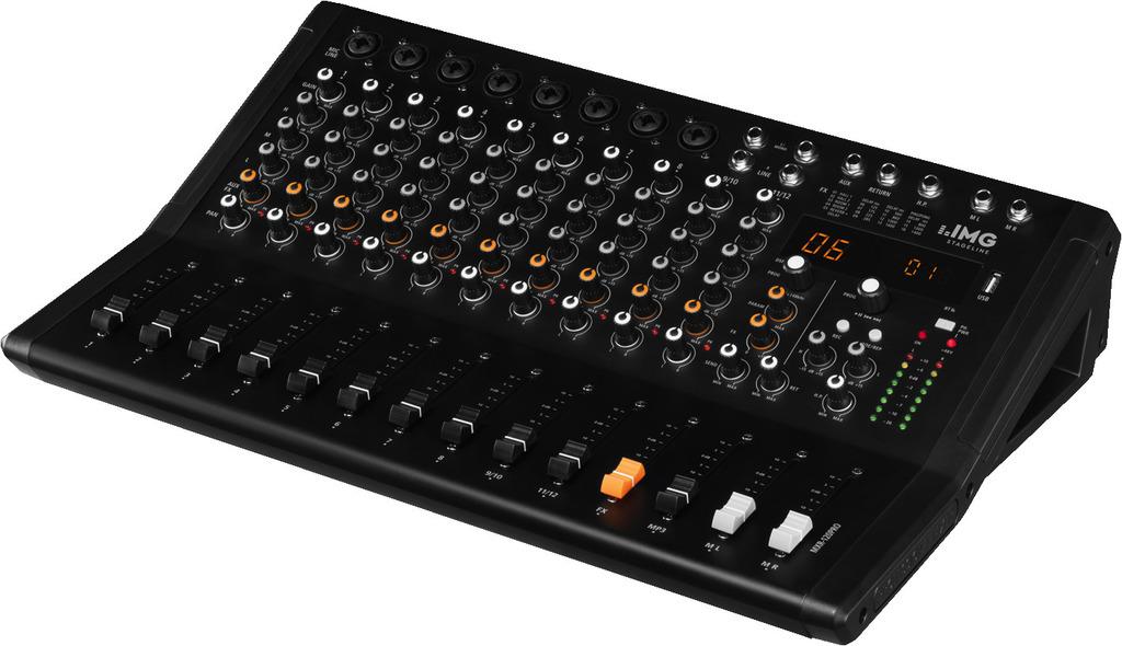 MXR-120PRO