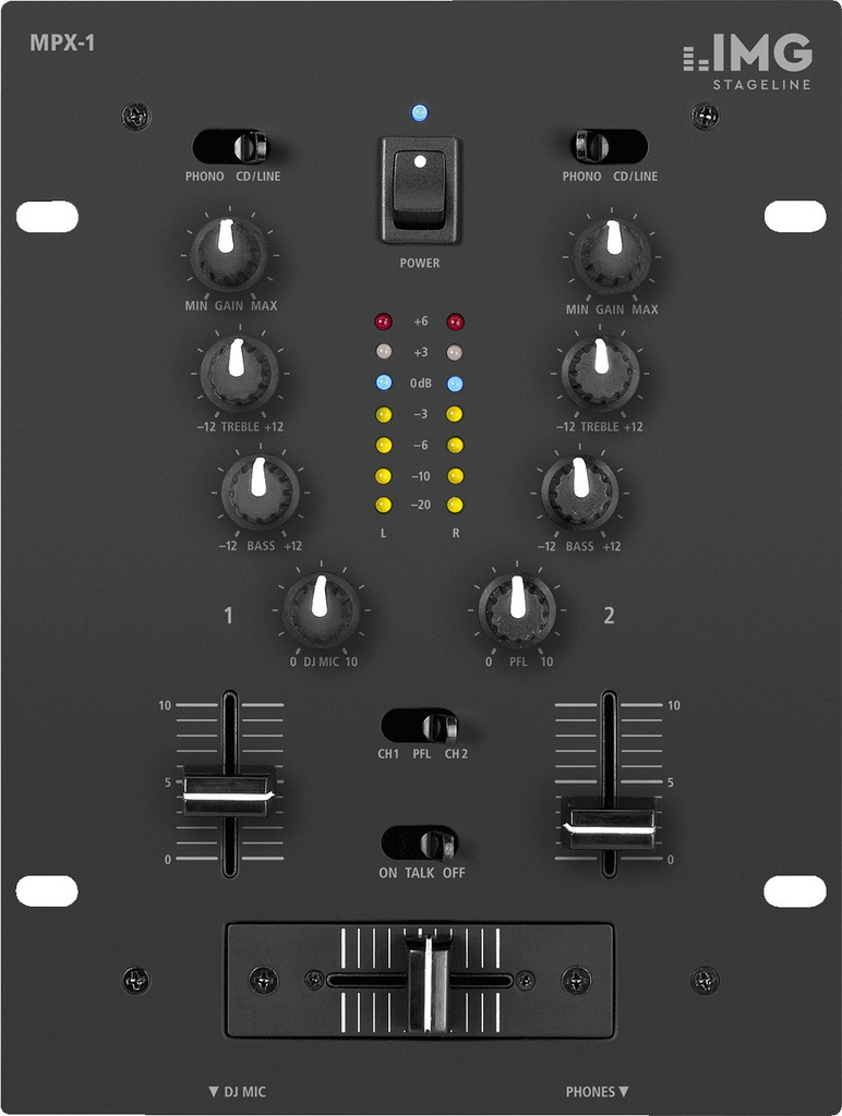 MPX-1/BK