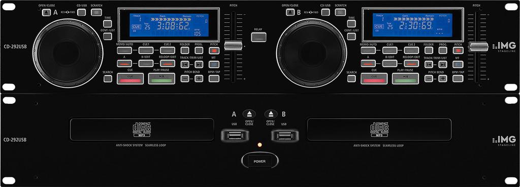 CD-292USB